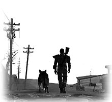 Fallout Wasteland Design Plain by CaptainBumBum