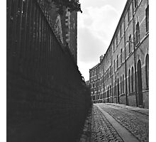 City of York Back Street Photographic Print