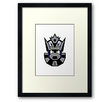 Pokemon NHL Parody - LA Framed Print