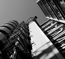 Lloydds Building by deejaypow