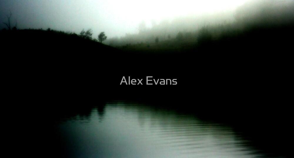 Deep Waters by Alex Evans