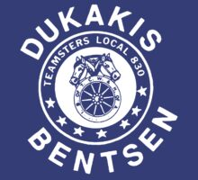 DUKAKIS-BENTSEN 2 by IMPACTEES