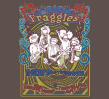 Fraggles - return to the rock tour Tee Kids Clothes