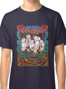 Fraggles - return to the rock tour Tee Classic T-Shirt