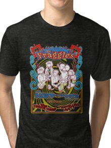 Fraggles - return to the rock tour Tee Tri-blend T-Shirt