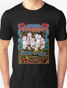 Fraggles - return to the rock tour Tee T-Shirt