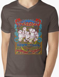 Fraggles - return to the rock tour Tee Mens V-Neck T-Shirt