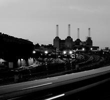 Battersea Power Station by deejaypow