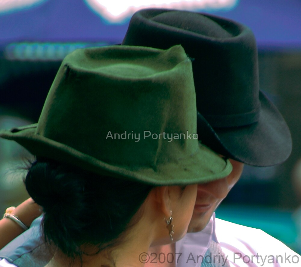 Tango Takes Two  by Andriy Portyanko