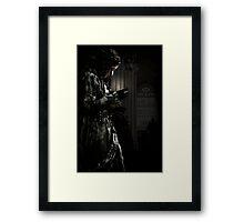 Secrets Unfurled Framed Print