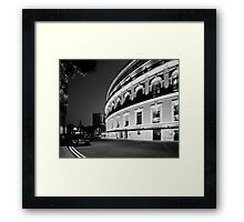 Royal Albert Hall Framed Print