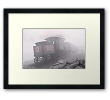 Mount Washington Cog Railway Framed Print