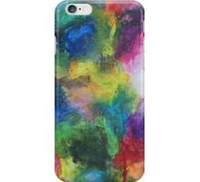 """""""In a Dream"""" original abstract artwork by Laura Tozer iPhone Case/Skin"""