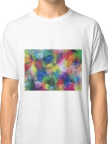 """""""In a Dream"""" original abstract artwork by Laura Tozer Classic T-Shirt"""