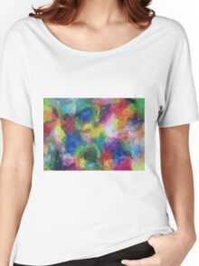 """In a Dream"" original abstract artwork by Laura Tozer Women's Relaxed Fit T-Shirt"