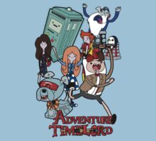 Adventure Time Lord 11 by Andrethegiant