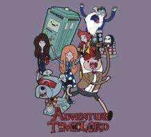 Adventure Time Lord 11 Kids Tee