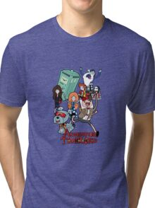 Adventure Time Lord 11 Tri-blend T-Shirt
