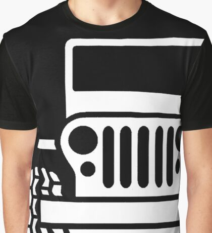 Wrangler Jeep Graphic T-Shirt