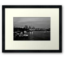 City of London Framed Print
