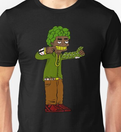 Kodak Black broccoli head Unisex T-Shirt