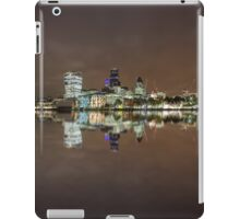 Rorschach London iPad Case/Skin