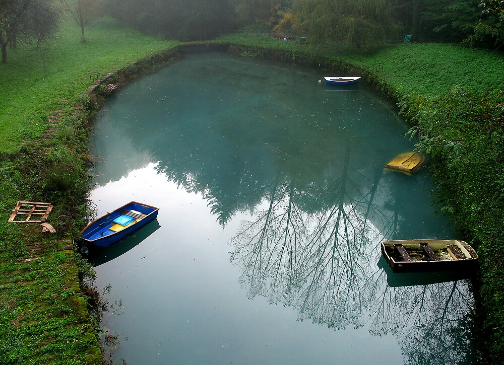 Serenity Bay by Rok Cuder