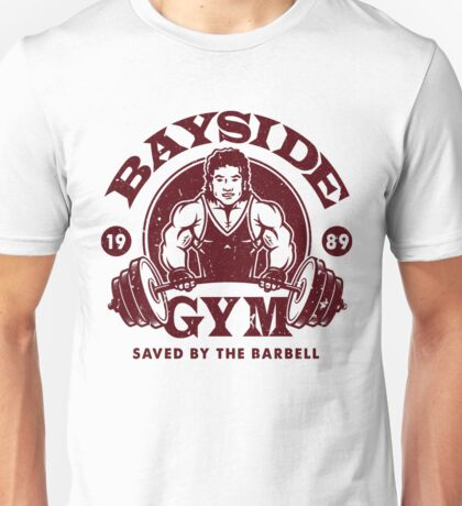 Saved By The Barbell Unisex T-Shirt