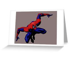Friendly Neighborhood Spiderman Greeting Card