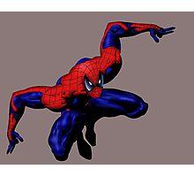 Friendly Neighborhood Spiderman Photographic Print