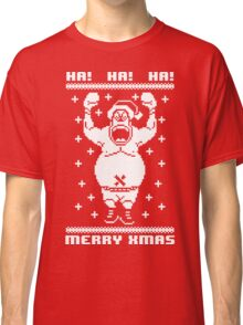 Ugly Xmas Sweater Classic T-Shirt
