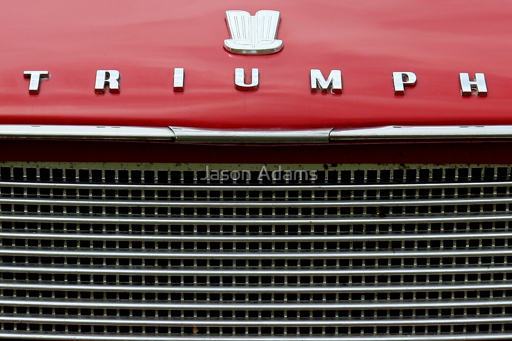 Cool Triumph by Jason Adams
