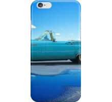 1957 Ford Thunderbird 3 iPhone Case/Skin