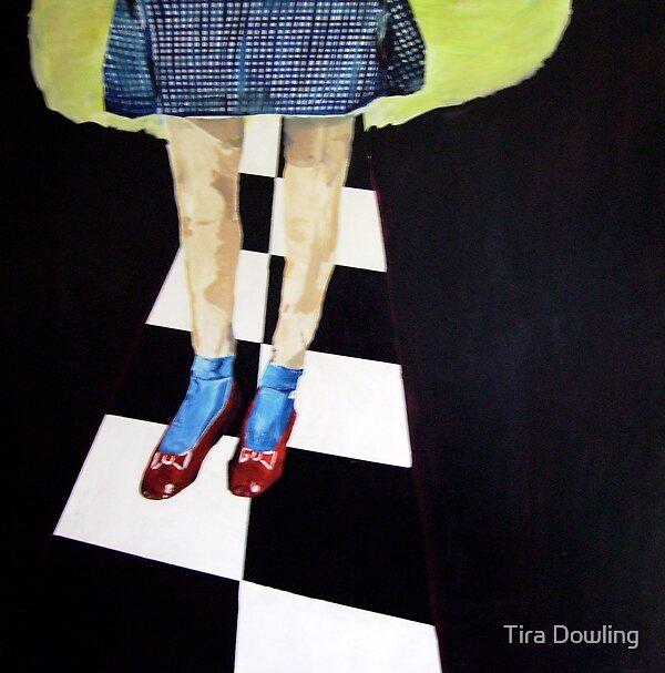 leg by Tira Dowling