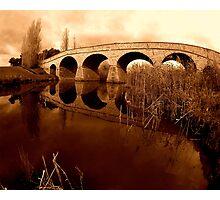 Richmond Bridge, Tasmania... Photographic Print
