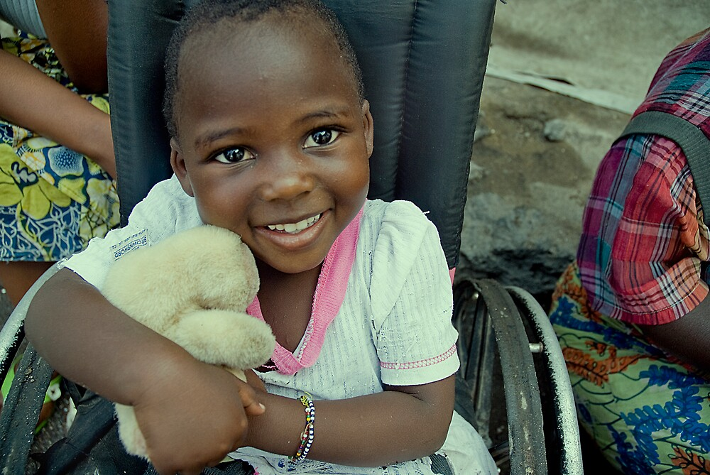 'Gift,' Democratic Republic of Congo by Melinda Kerr
