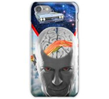Mental Floss (Staring Bruce Willis) iPhone Case/Skin