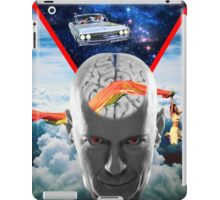 Mental Floss (Staring Bruce Willis) iPad Case/Skin