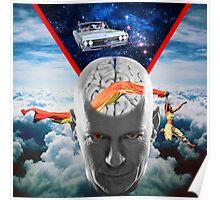 Mental Floss (Staring Bruce Willis) Poster