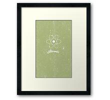 Atomic Framed Print