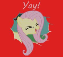 Yay!! Fluttershy by eeveemastermind