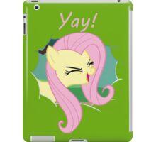 Yay!! Fluttershy iPad Case/Skin