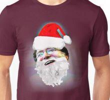 Merry Christmas GabeN (Glow) Unisex T-Shirt