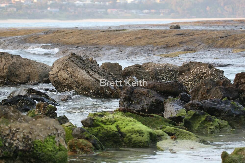 Mollymook Beach by Brett Keith