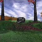 Autumn Scene by Skyla