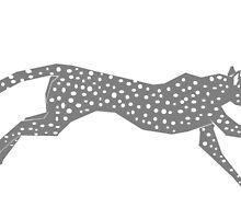 Running Cheetah by Pagerda