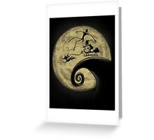 The Nightmare Before Grinchmas Greeting Card