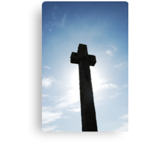 cornish cross Canvas Print