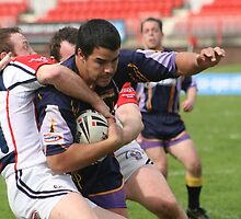 Gateshead Thunder 2007 - Clint Frazer by Paul Clayton