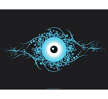 The eye Photographic Print